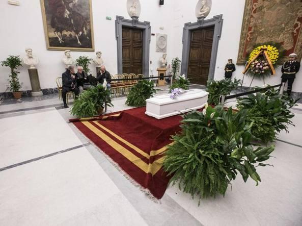 Silvana pampanini morta semideserta camera ardente a roma for Camera roma