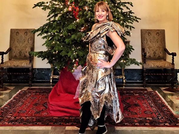 L'ambasciatore inglese Jill Morris, il più glamour che ...