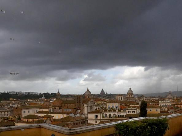 Meteo Toscana, settimana con nuvole e pioggia