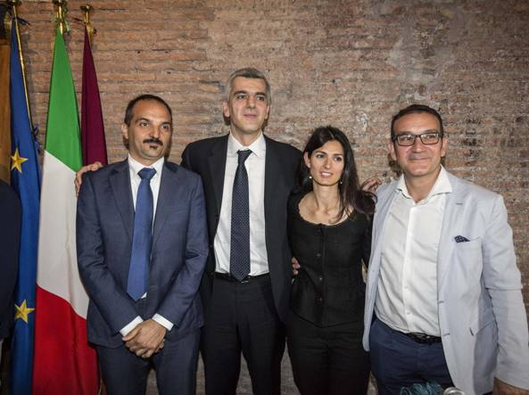 Roma, Raggi: Cafarotti nuovo assessore Commercio, Meloni resterà con noi