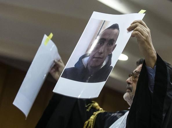 Cucchi, carabiniere racconta in aula: 'Un collega mi disse che era stato massacrato'
