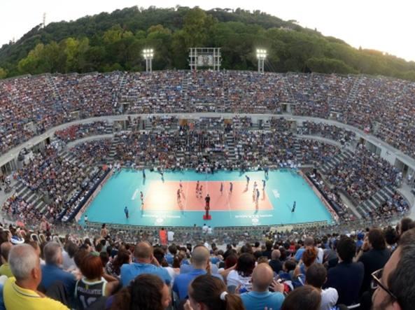 Mondiali di pallavolo: 3-0 al Giappone, esordio ok per l'Italia