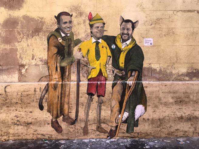 Di Maio: 'Salvini ha diritto di parlare, io il dovere di fare'