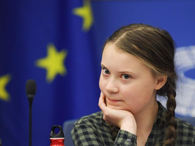 Greta Thunberg è a Roma, oggi dal Papa