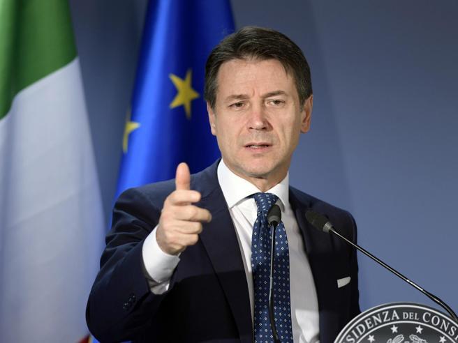 La Presidente della Commissione Ue Von der Leyen a Roma