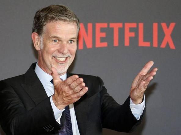 Netflix apre la prima sede in Italia, ecco dove