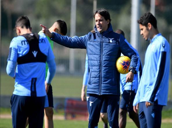 Inzaghi sorride:
