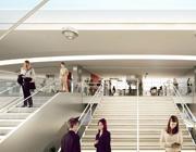 Da via Marsale si accederà al nuovo piano con servizi e parking da 1400 posti