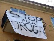 La protesta delle lenzuola al Pigneto (Cucinotta)