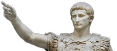 L'Augusto di Prima Porta (foto Jpeg)