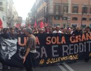 La manifestazione del 31 ottobre a Roma (Jpeg)