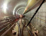 Un tunnel della Metro C