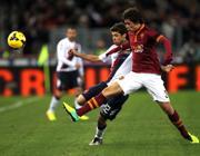 La partita Roma-Cagliari