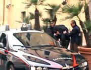 Un arresto nell'ambito dell'inchiesta sulle baby squillo (foto Proto)
