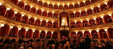 Una prima al Teatro dell'Opera di Roma (foto Jpeg)
