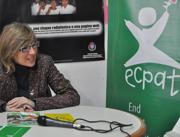 Yasmin Abo Loha, coordinatrice di Ecpat