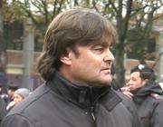 Danilo Calvani, uno dei leader dei Forconi