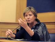 La senatrice di Scelta civica Linda Lanzillotta (Imagoeconomica)