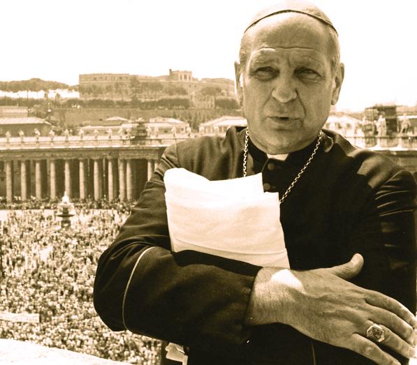 Monsignor Marcinkus