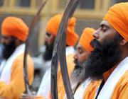 Una festa di sikh a Roma