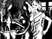 Aiché Nanà nel 1969 (Ansa)