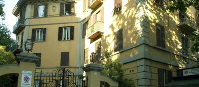 Case di pregio in viale Parioli a Roma (foto Proto)