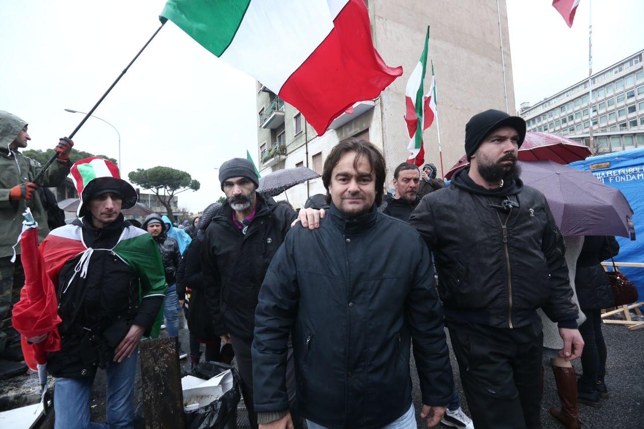 Forconi, tensioni a Montecitorio