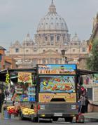 Camion bar in Vaticano (Jpeg)
