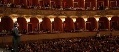 Il maestro Muti al Teatro dell'Opera di Roma