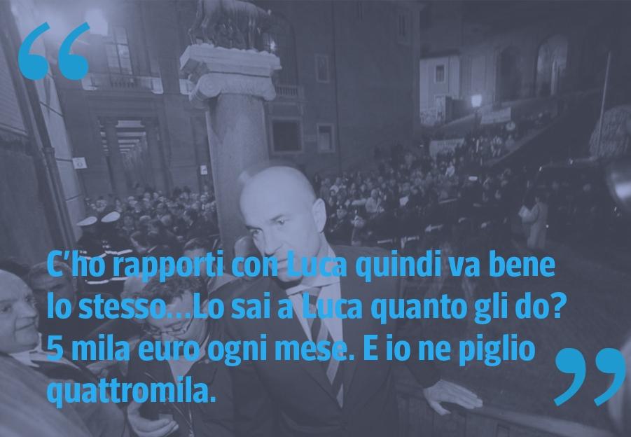 Mafia Capitale Le Frasi Cult