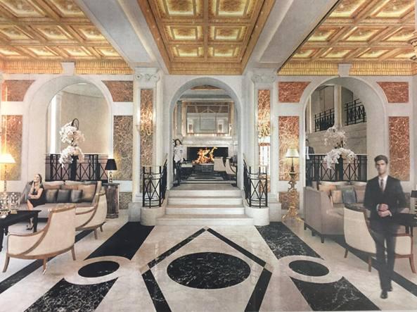 Roma L Hotel Eden Cambia Look Un Extralusso Aperto Alla