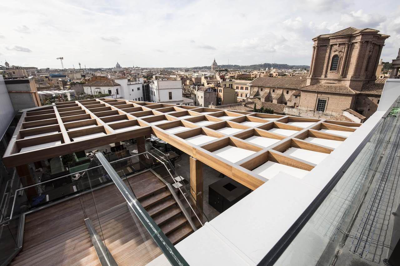 Ecco la nuova Rinascente, il «mall» di lusso: 8 piani con vista ...