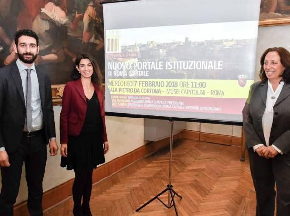 Ufficio Notifiche A Roma : Nuovo portale del campidoglio i dubbi dei municipi all