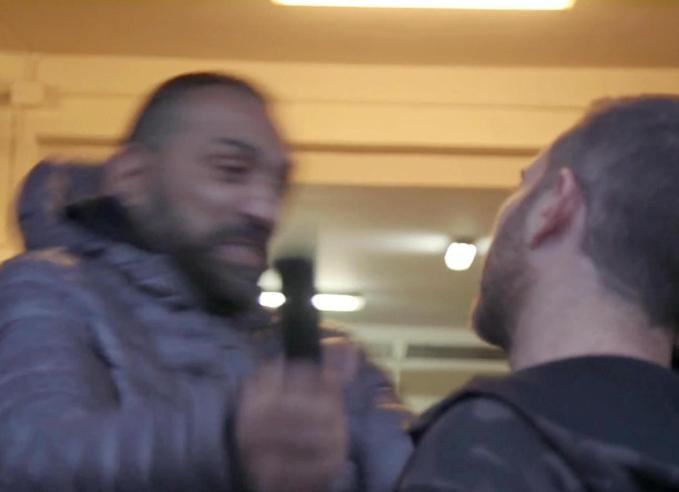 Roberto Spada: «Chiedo scusa per la testata al giornalista, ho visto tutto nero» Video