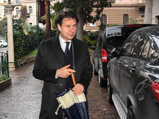 Conte, il premier  designato: «Ho chiesto garanzie, occorre autonomia per governare»Un docente per Palazzo Chigi