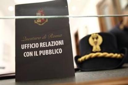 Ufficio Notifiche A Roma : Roma la questura cambia look inaugurato il nuovo ufficio urp