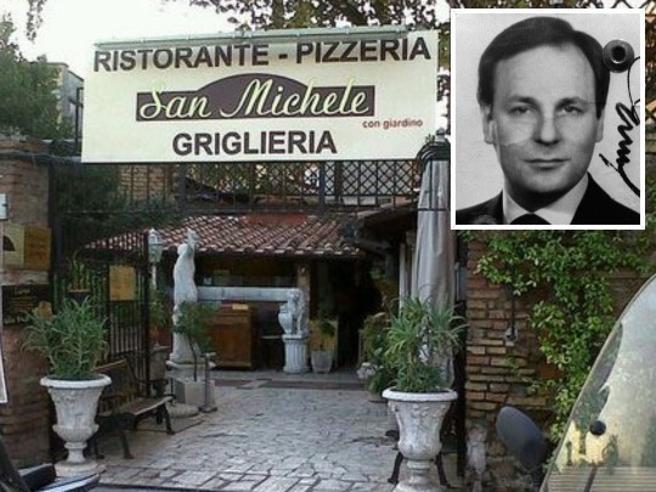 Il fratello del boss della Magliana e il ristorante nei locali del Comune
