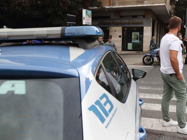 Rapina in banca a Roma: il direttore è colto da maloreLadr