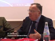 Peculato, sequestrati 550 mila euro a ex presidente del tribunale di Roma