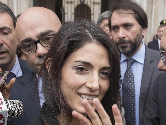 Roma |  sentenza Virginia Raggi  L'ex capo gabinetto Raineri |  «Lei zarina di Rasputin |