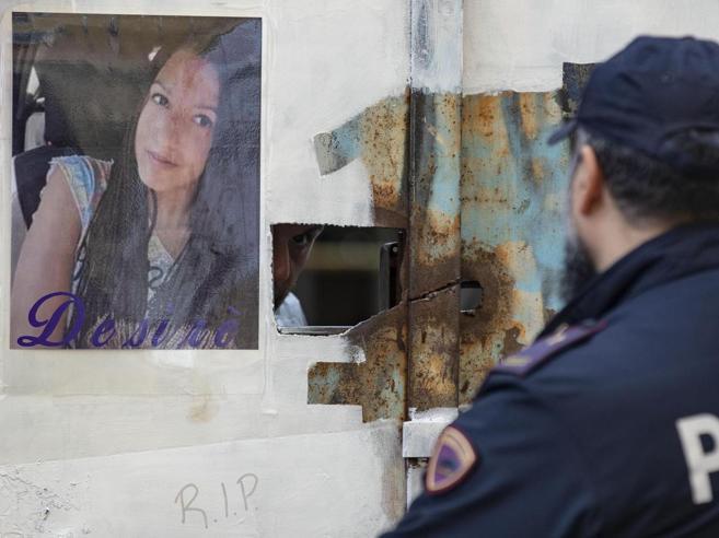 Desirée,  cade l'accusa di omicidio per due degli arrestati