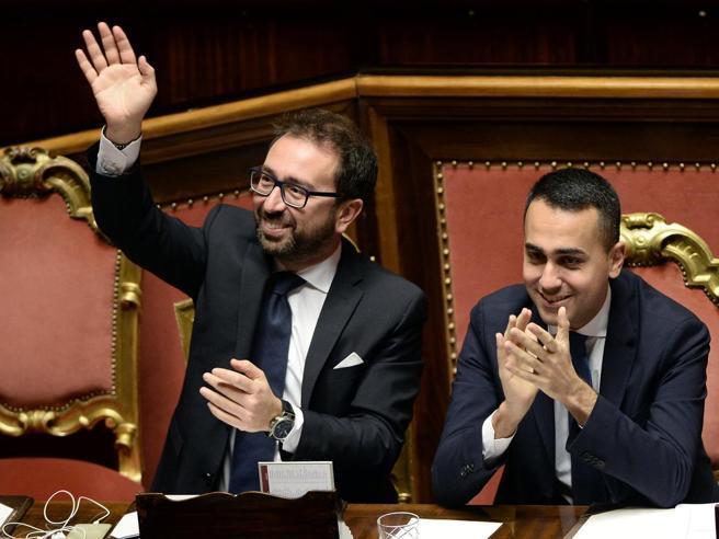 Bonafede: «Sulla prescrizione decide il Parlamento»