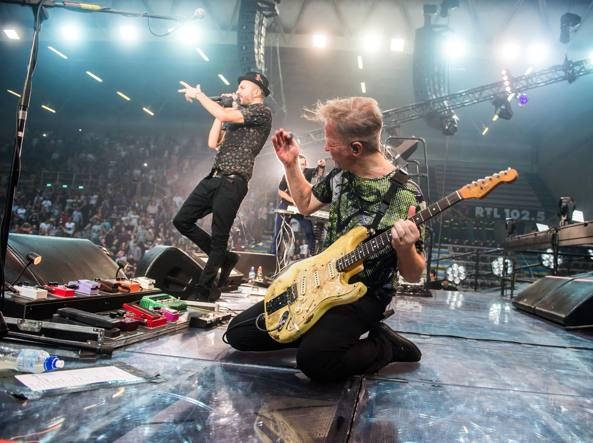 Subsonica, Ed Sheeran, Muse  Arriva un 2019 a tutto rock