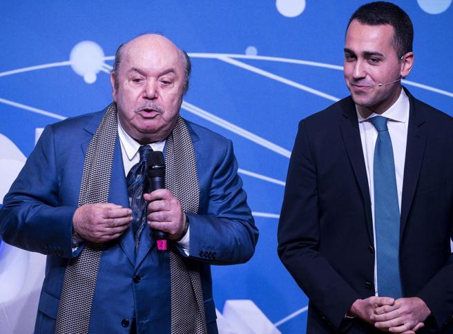 Lino Banfi all'Unesco: «Sulle prime ho pensato a uno scherzo