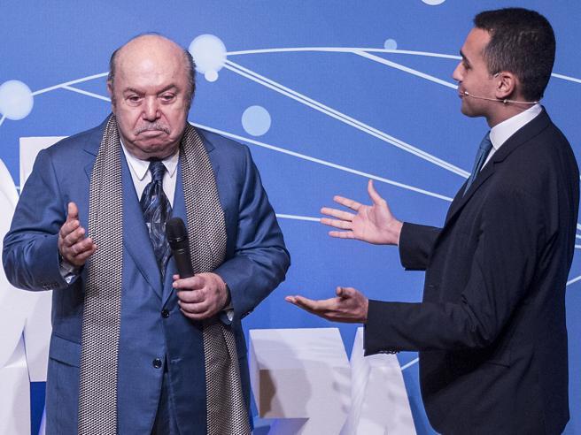 Lino Banfi all'Unesco: «Ora studierò e promuoverò la mia C