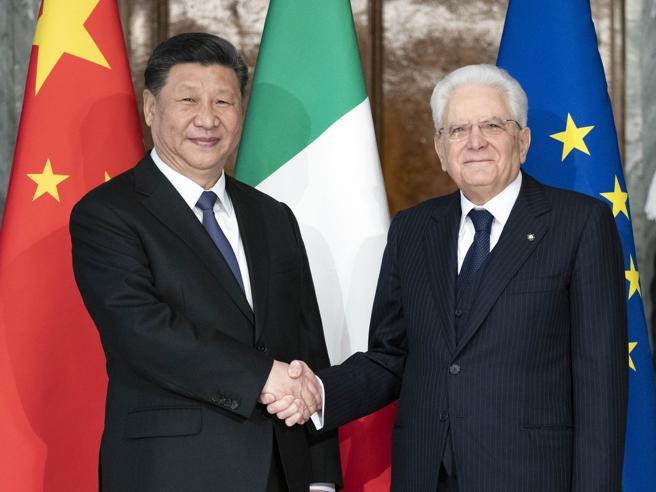 Xi Jinping a Roma: «Con Mattarella incontro fruttuoso, con I