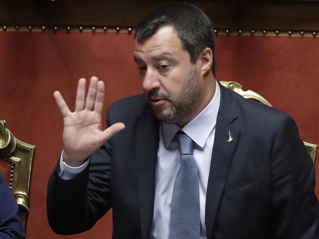 La  legittima difesa è  legge Salvini: un giorno bellissimo Videoscheda Le immaginiSufficiente   grave turbamento