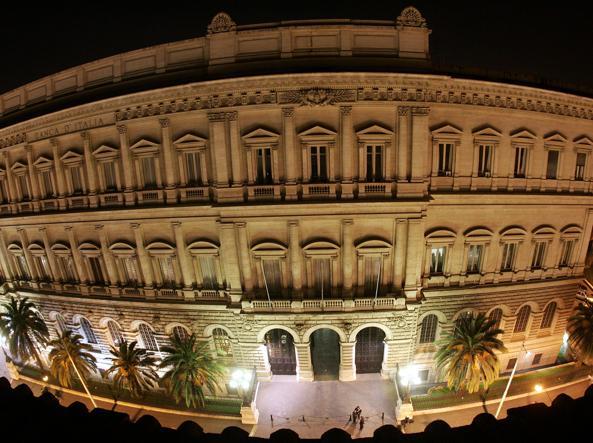Palazzo Koch, sede centrale della Banca d'Italia