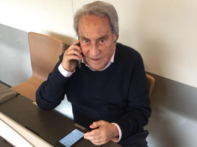 Emilio Fede: «Chiederò la grazia a Mattarella»