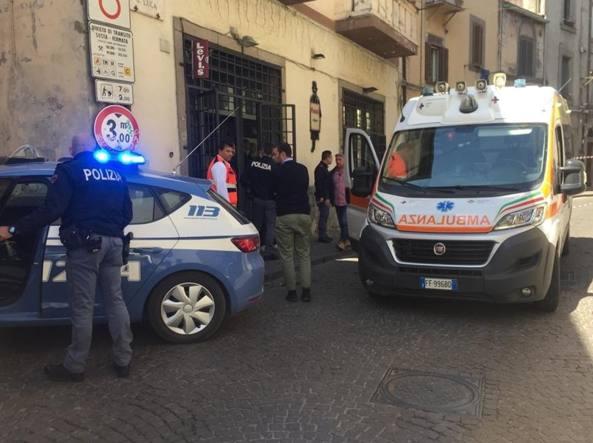 Rapina a viterbo: commerciante ucciso nel suo negozio corriere.it